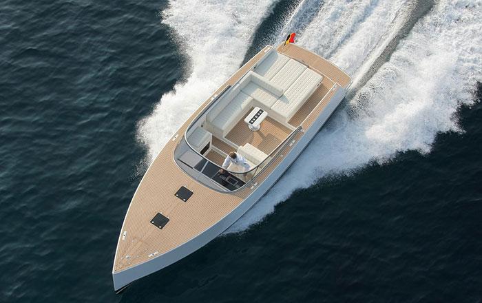 yacht boat ntk marine