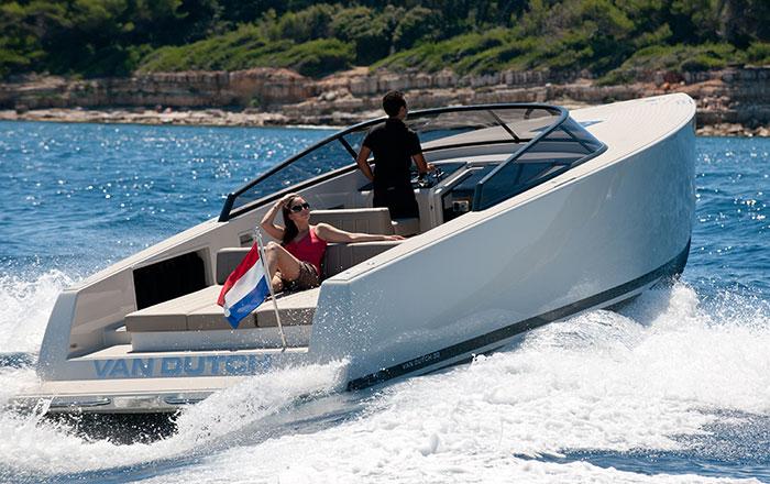 yacht boat ntk marine vandutch 30