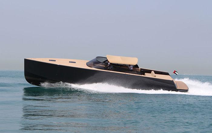 yacht boat ntk marine vandutch dubai