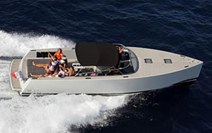 yacht vandutch charter france