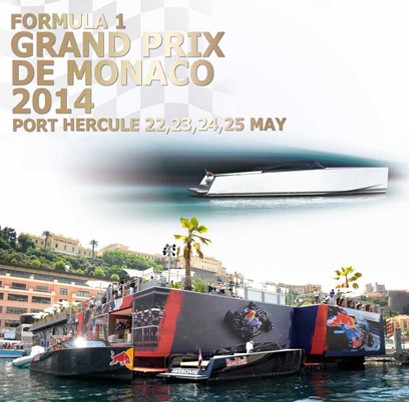 location yacht charter monaco grand prix