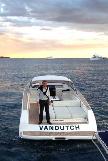 Boat Charter Management on French med riviera
