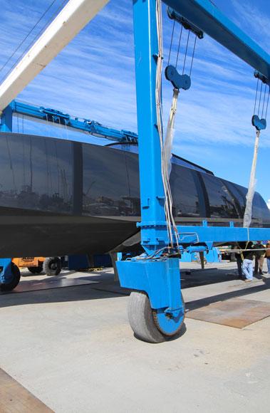 Gestion et entretien de Yacht cote d'azur