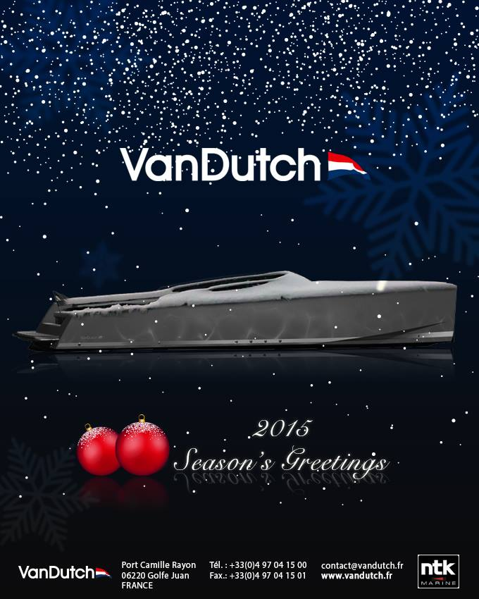 vandutch seasons greeting
