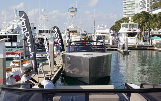 Vandutch Miami International Boat Show