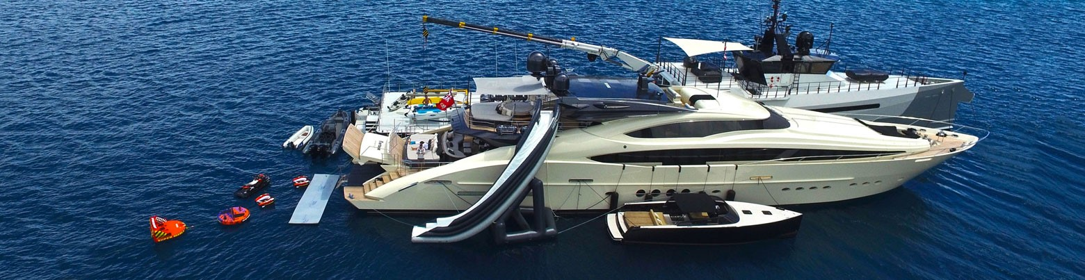 Yachts & Tenders Rental