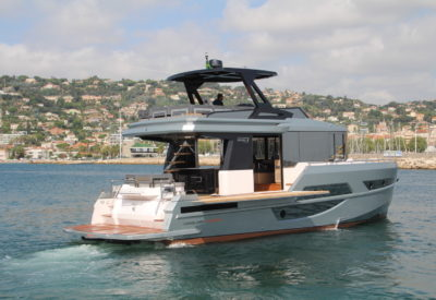 Okean 50 Fly (Central Agent)