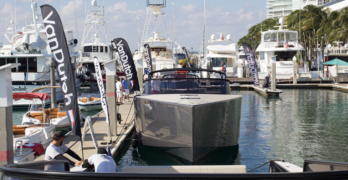 Vandutch Miami International Boat Show
